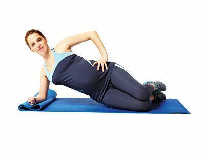 Гимнастика для беременных в 1 триместре