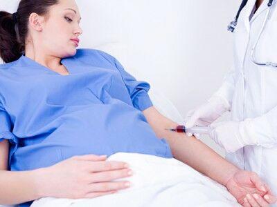 д димер при беременности норма