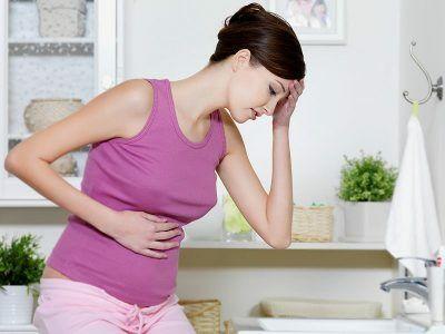 первые ощущения при беременности