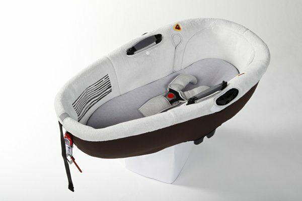 Автокресло для перевозки грудных детей в автомобиле