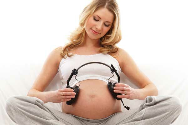 как влияет классическая музыка на беременность