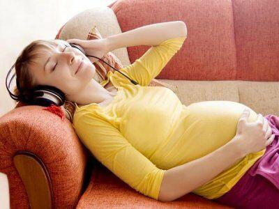какую музыку слушать во время беременности