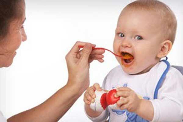 Питание для новорожденного