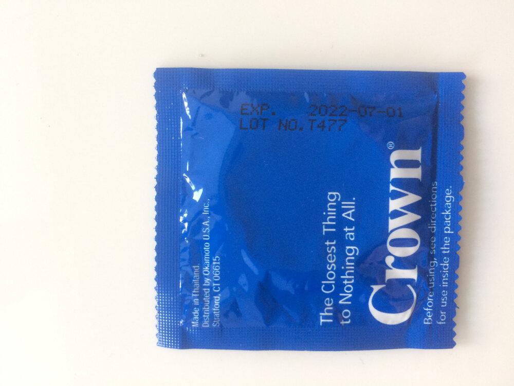 Купить Презервативы Crown Okamoto в Украине от компании Бульбашки ...