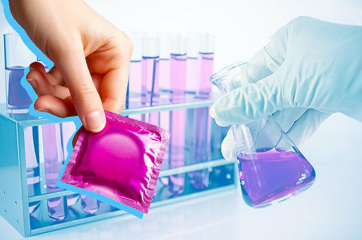 Эффект скольжения: ученые тестируют презерватив, который сам себя ...