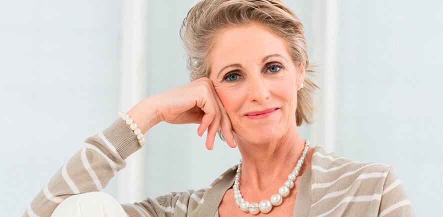 Периоды выпадения волос: менопауза, лактация, климакс
