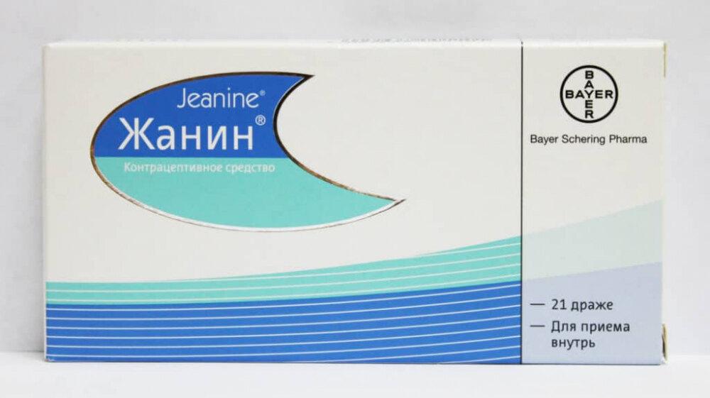 Жанин - инструкция по применению, отзывы врачей, цена