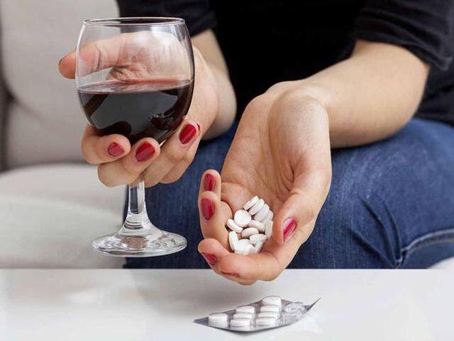постинор и алкоголь