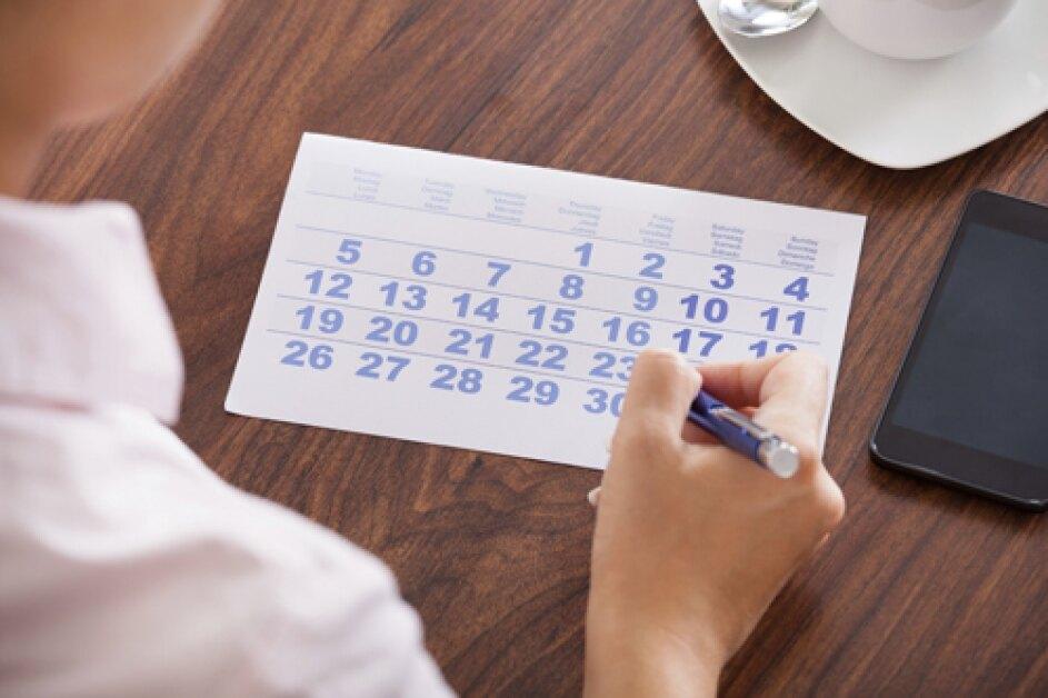 Календарный метод контрацепции | Mamaplus