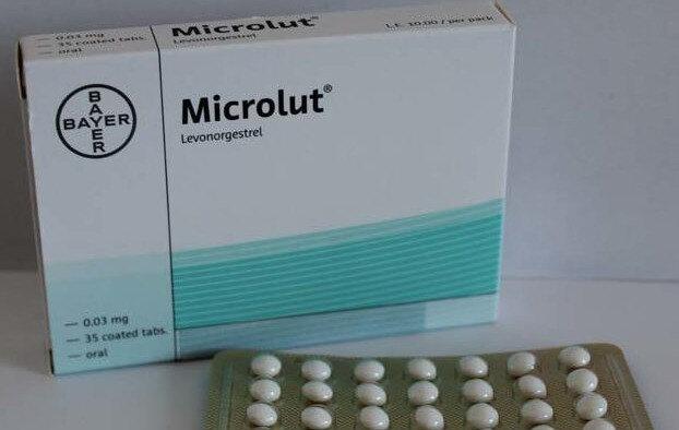 МИКРОЛЮТ (MICROLUT ®) | Аптеки Израиля - поможет купить лекарства в ...