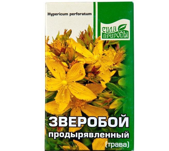 Купить Зверобой продырявленный (трава) 50 г. дерматите, экземе ...