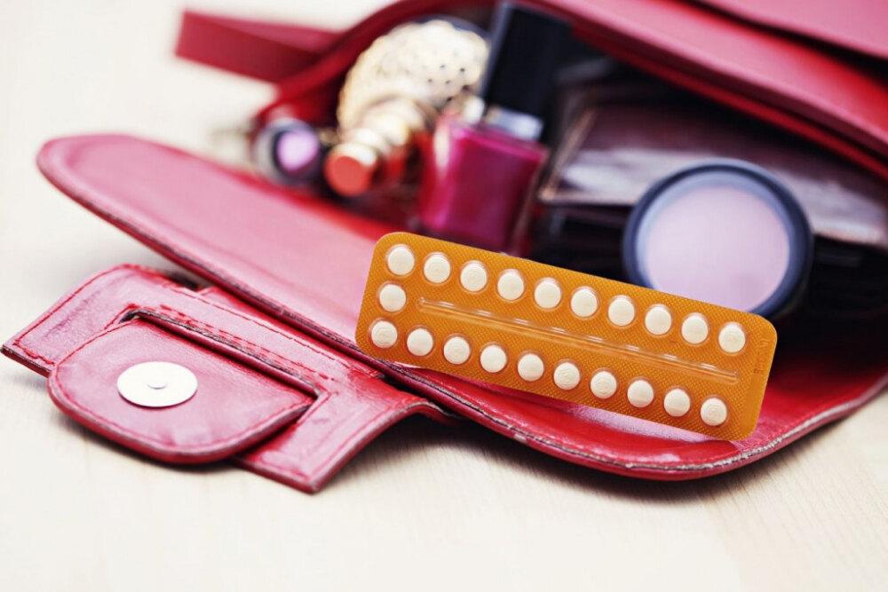 Оральные контрацептивы - химизм, типы, принцип действия. (Инфографика).