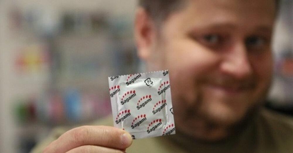 самые чувствительные презервативы (главный ключ)