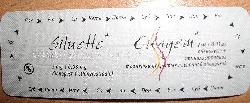 Контрацептивы Gedeon Richter Силует - «Мне помог (Обновлено 14.01 ...