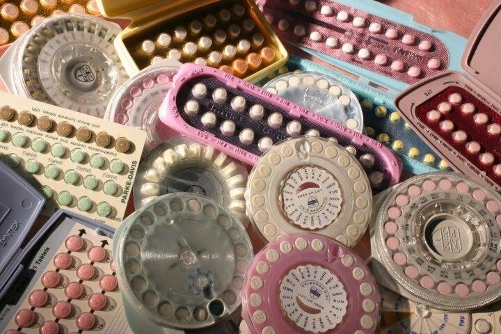 контрацептивы силуэт