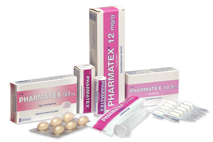 химическая контрацепция