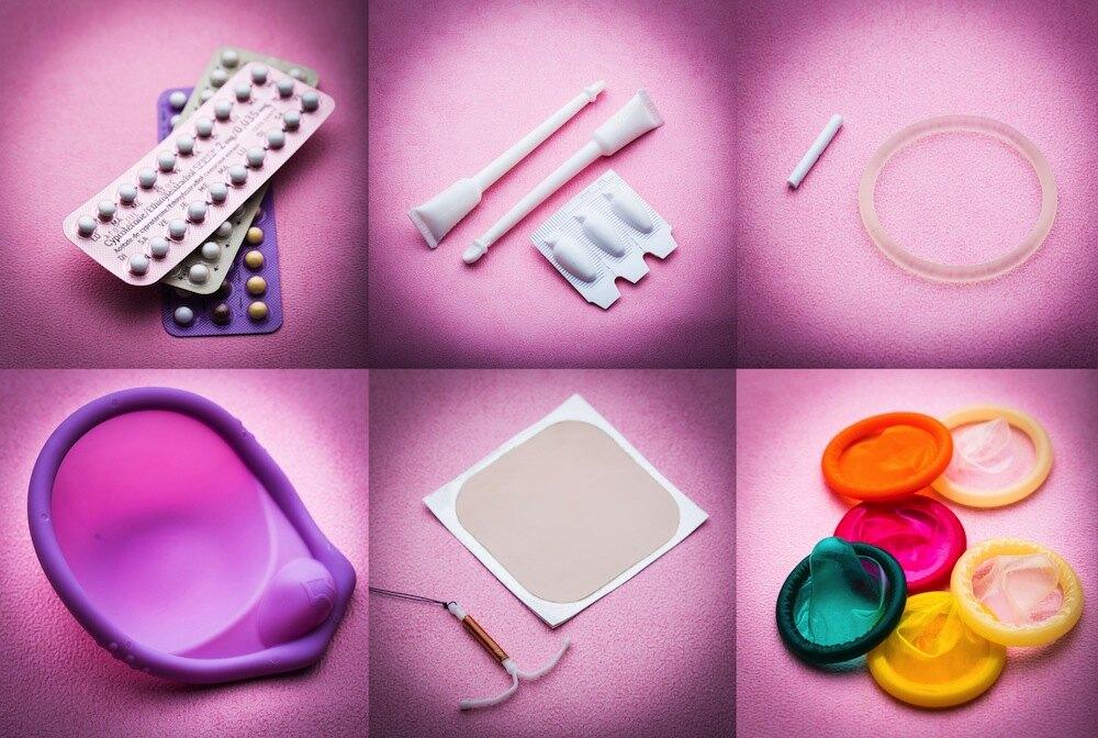 вагинальные противозачаточные средства