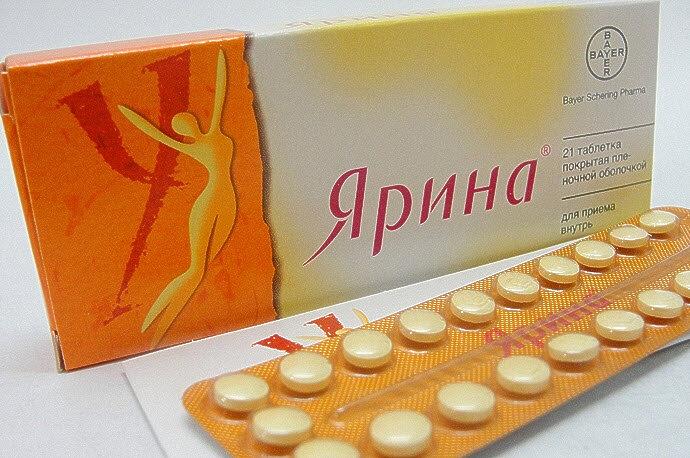 ярина таблетки