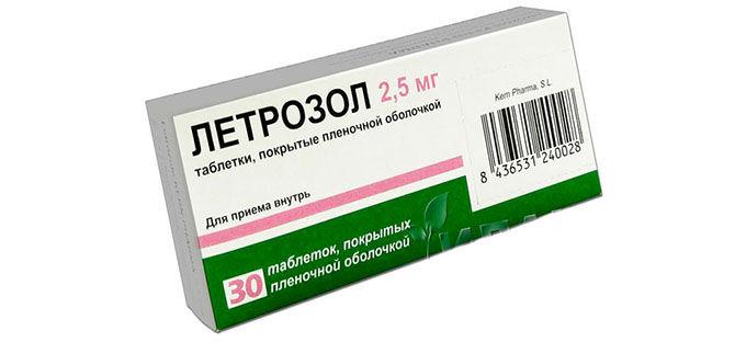 Препарат Летрозол