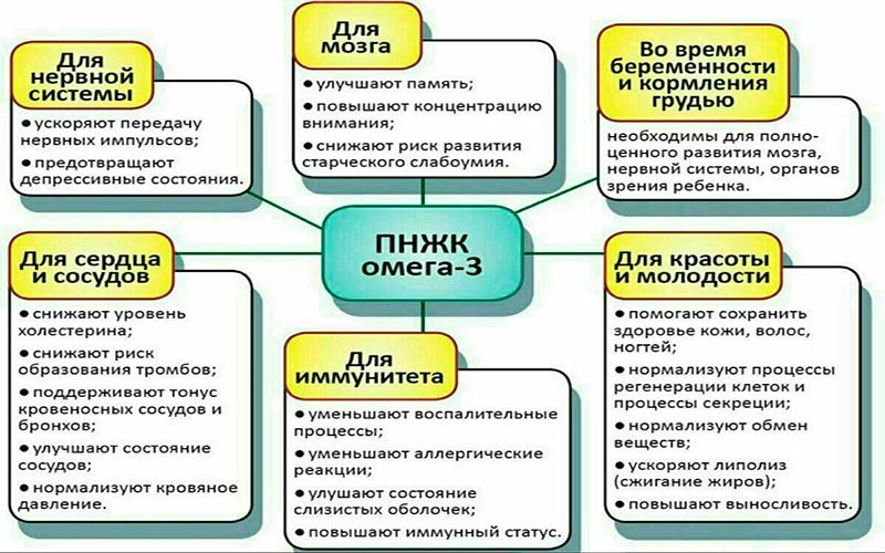 ПНЖК омега-3